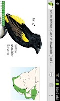 Screenshot of Sasol eBirds