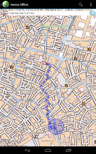 免費下載旅遊APP|Offline Map Venice, Italy app開箱文|APP開箱王