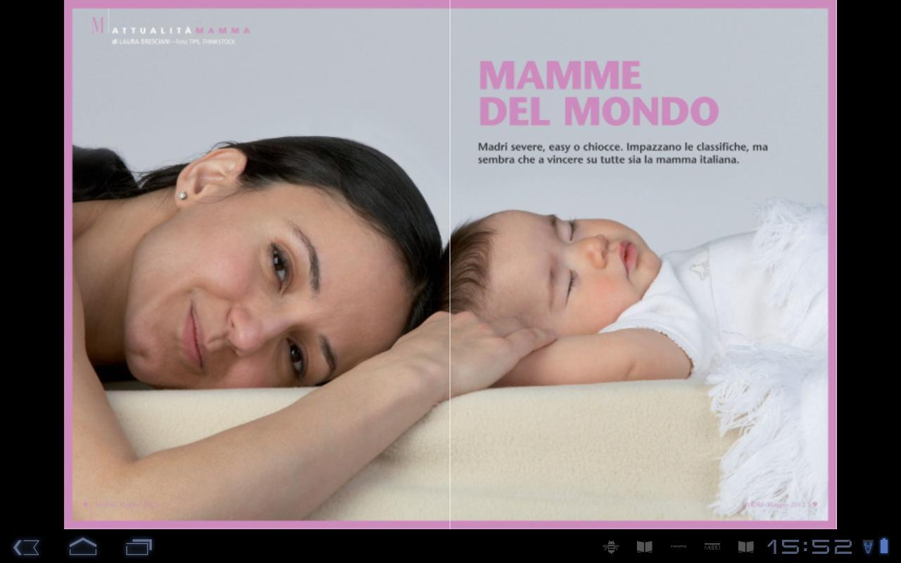 Madre - Mensile della Famiglia- screenshot