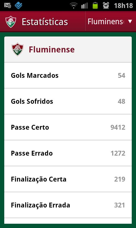 Fluminense SporTV - screenshot
