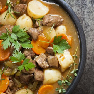 Meaty Irish Stew