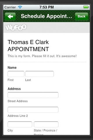Thomas E Clark- screenshot