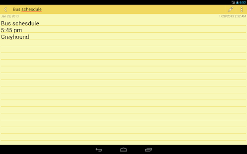 ColorNote Notepad Notes- screenshot thumbnail