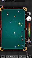 Screenshot of Pool Rebel Lite