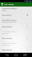 Screenshot of WriteNote Pro
