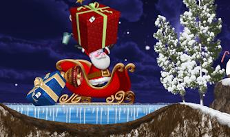 Screenshot of Christmas Eve Crisis