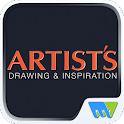 Artist Drawing and Inspiration icon