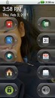 Screenshot of LockMenu Pro - Lockscreen