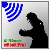Wi-Fi scanner wRecX(Pro)