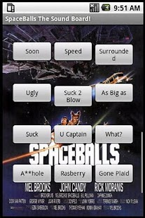 Spaceballs The Sound Board