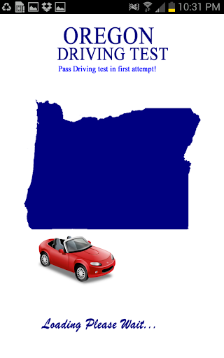 Oregon Driving Test