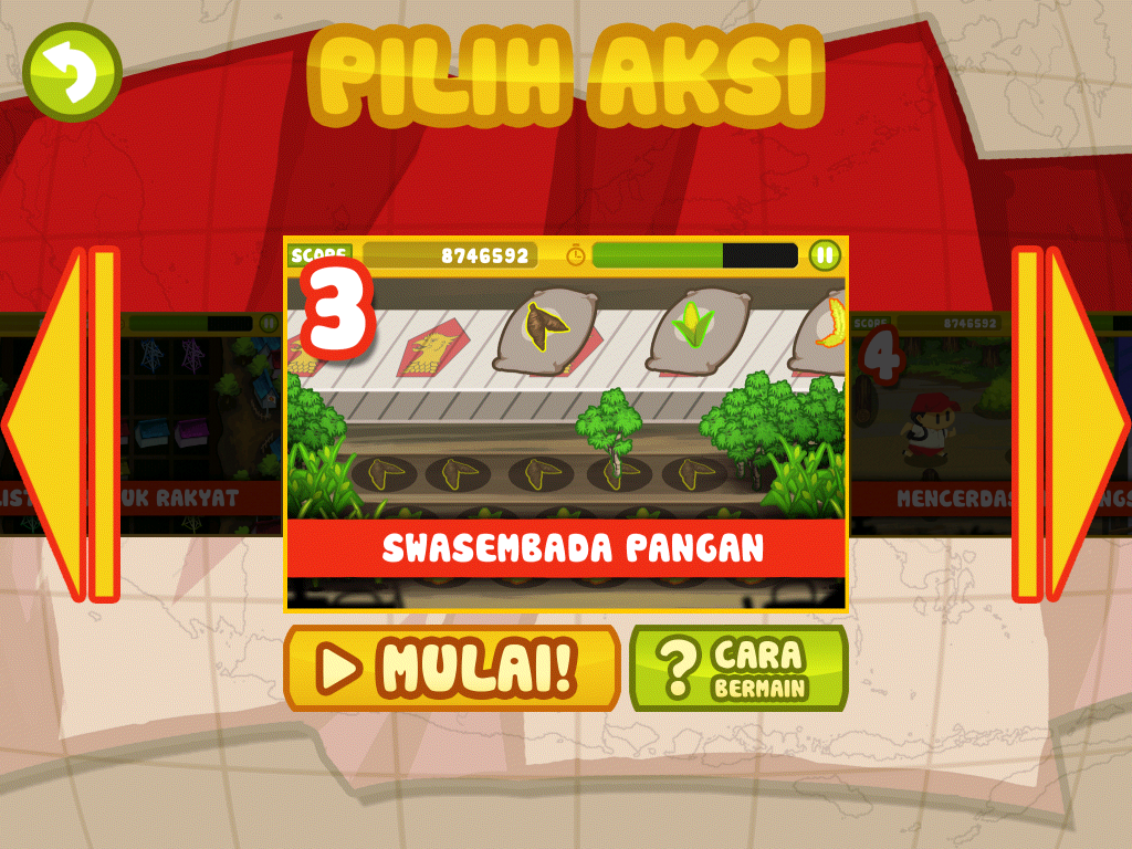 6 Aksi Kita- screenshot