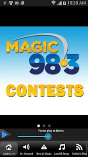 Magic 98.3 - screenshot thumbnail