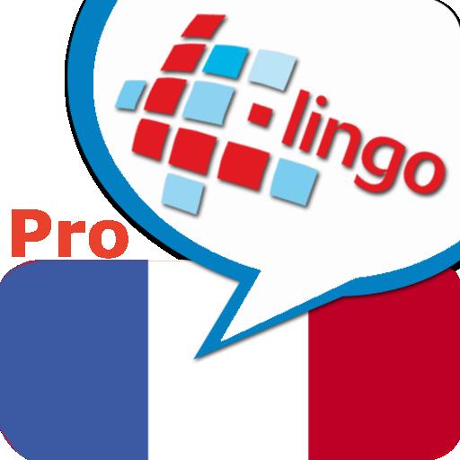 L-Lingo 学习法语 Pro 教育 App LOGO-硬是要APP