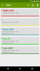 FlexR Pro (Shift planner) v6.6.4 (Patched)