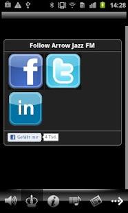 Arrow Jazz FM- screenshot thumbnail