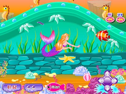 美人魚的故事接吻遊戲