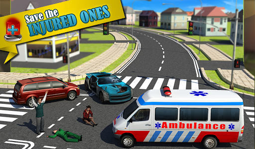 Ambulance Rescue Simulator 3D v1.0.1