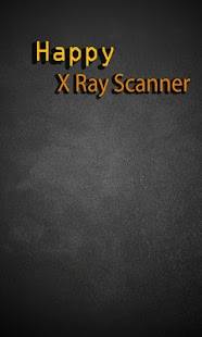 Happy X Ray Scanner - screenshot thumbnail