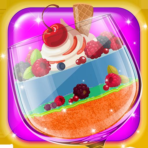 プリンメーカー - 料理ゲーム 休閒 App LOGO-硬是要APP