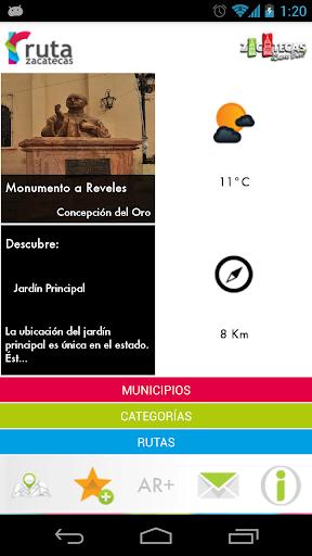Ruta Zacatecas