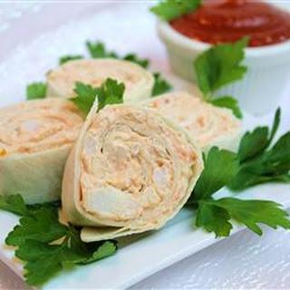 Crabmeat Roll-Ups.