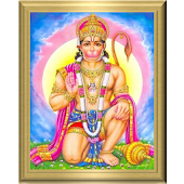 Shree Hanuman Chalisa & Temple