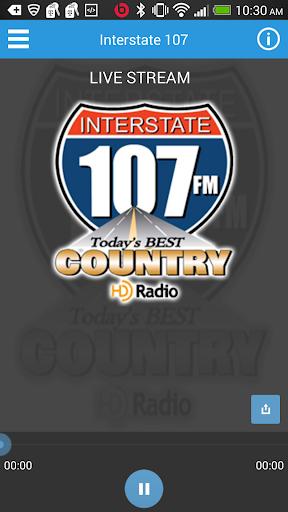 Interstate 107
