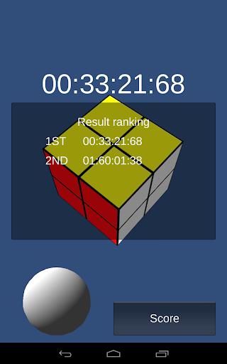cube puzzle 3D 2*2 2.2 Windows u7528 3