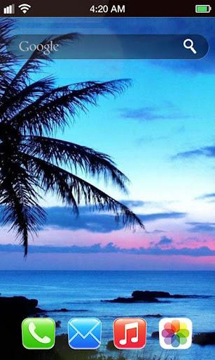 夏威夷天堂動態壁紙