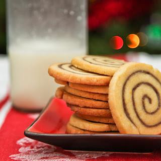 Snappy Cinnamon Spice Bun Cookies with Honey Buttermilk Glaze