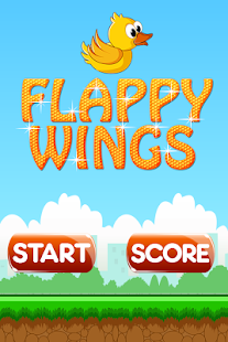 Floppy Bird: Moving Pipes- screenshot thumbnail