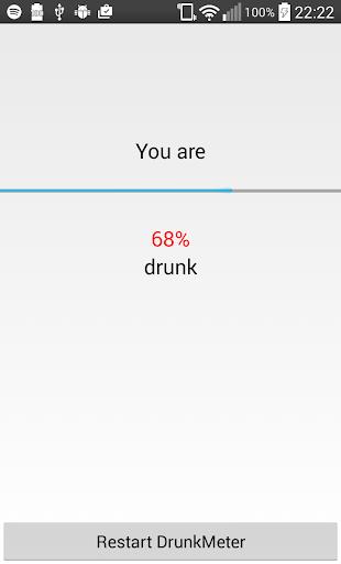 Drinking Test