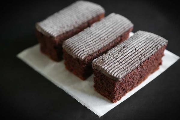 Homemade Chocolate Zingers