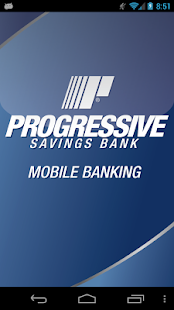 Progressive Savings Bank - screenshot thumbnail