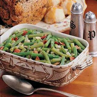 German-Style Green Beans.
