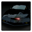 Knight Rider Live Wallpaper icon