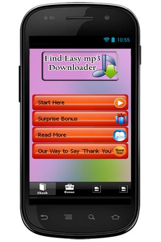 Find Easy Mp3 Downloader