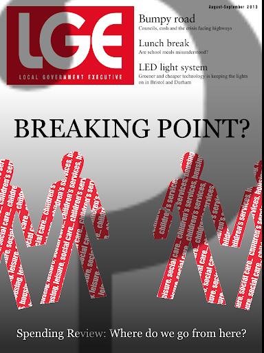 LGE magazine