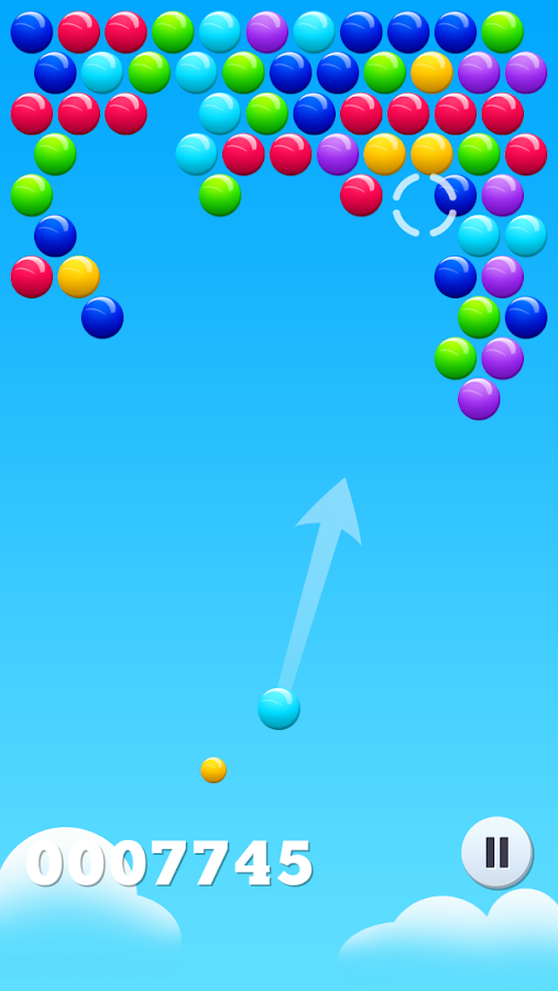 Smarty Bubble Shooter - screenshot