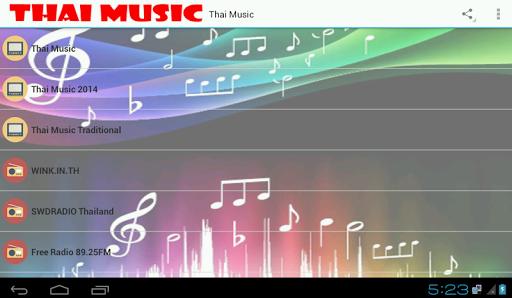 Thai Music and Radio