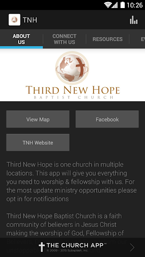 Third New Hope