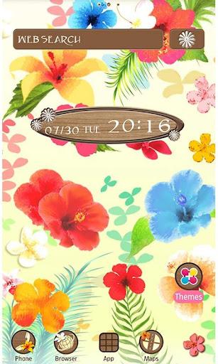 Tropical Summer Wallpaper 1.3 Windows u7528 1
