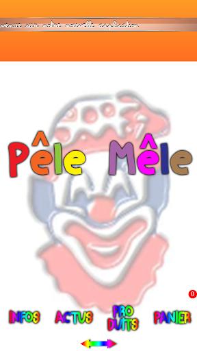 A Pêle-Mêle