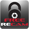 ReCam Free - Hidden Spy Cam icon