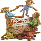Five Little Monkeys Jumping