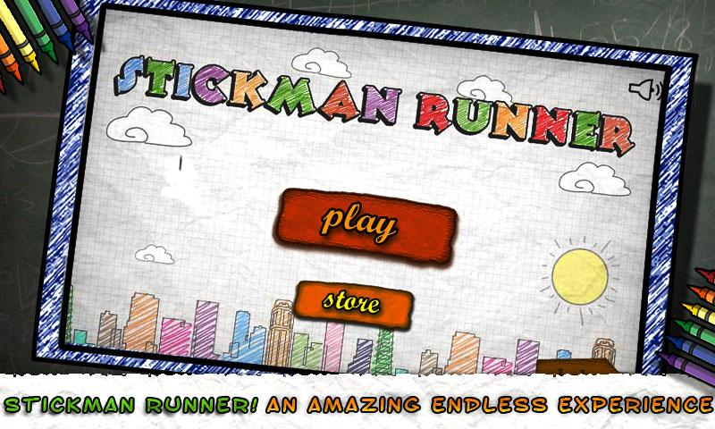 Stick Run - screenshot