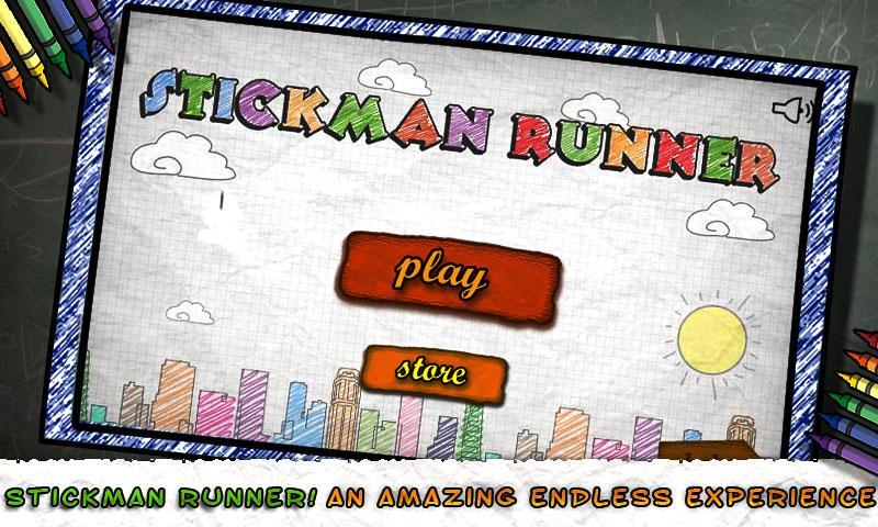 Stick Run - screenshot