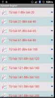 Screenshot of English Vietnamese Dictionary