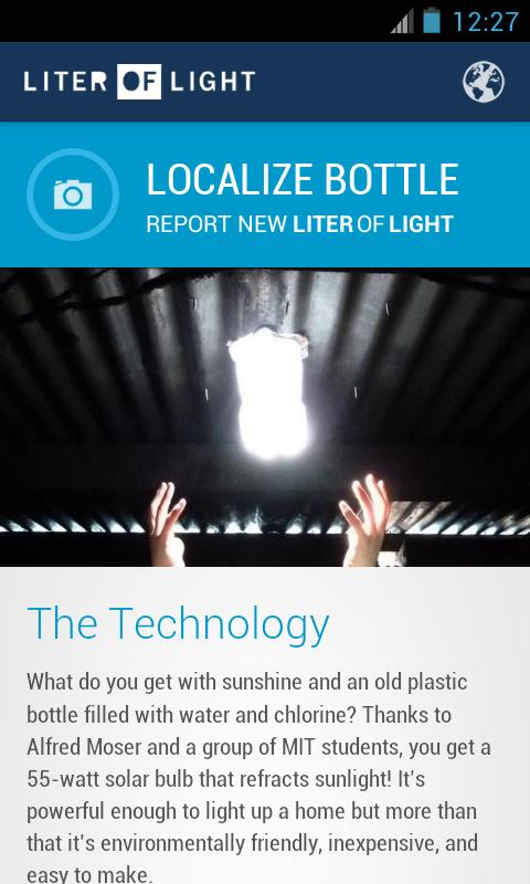 Liter Of Light - screenshot